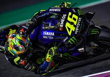 MotoGP test Qatar. Rossi: Yamaha ha lavorato bene. Ma non basta