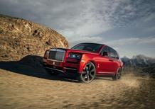 Rolls-Royce Cullinan, è boom di richieste