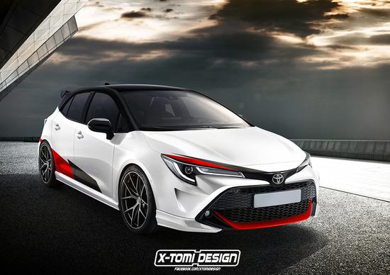 Toyota Corolla GRMN, si farà ma non sarà ibrida