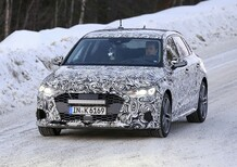 Audi A3 e S3: novità in arrivo [Foto spia]