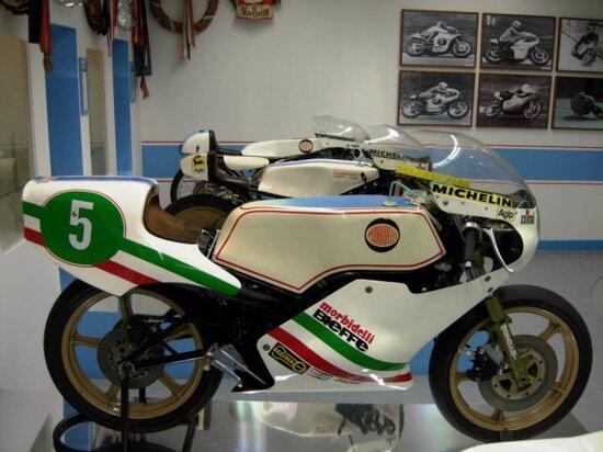 Morbidelli 250 GP