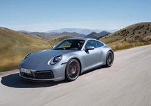 Porsche 911, la prova della 992 [Video]