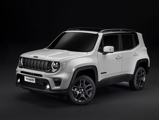 La Jeep Renegade S