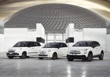 Fiat 500, 500X e 500L: allestimento speciale per i 120 anni