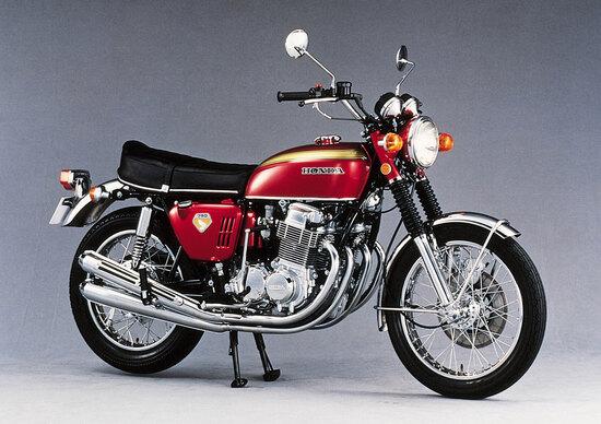 Roma Motodays: i 50 anni della Honda CB 750 Four
