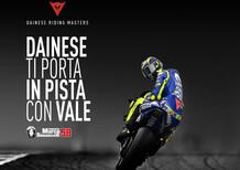 Dainese Experience: in pista con Rossi e l'Academy a Misano