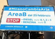 Area B Milano, PM10 sopra la norma il primo giorno
