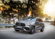 Mercedes-AMG, al Salone di Ginevra 2019 la GLE 53 4Matic+