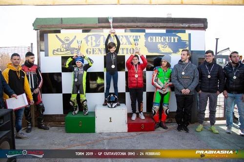 Ha preso il via la  4ª stagione del Trofeo Ohvale Rental Master (4)