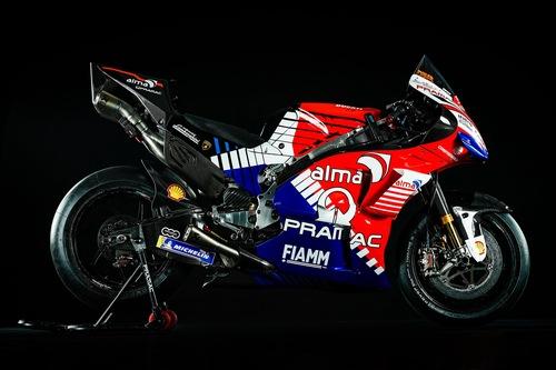 Ducati Pramac: la livrea 2019 di Bagnaia e Miller (8)