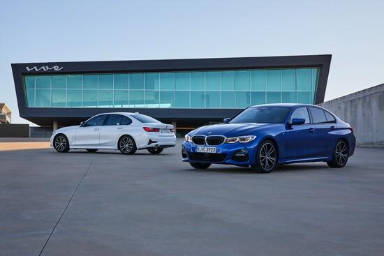 La nuova BMW Serie 3