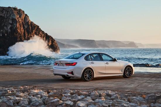 Cambio di look per la BMW Serie 3 2019