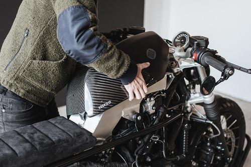 BMW R NineT: un kit per trasformarla, con tanta fibra di carbonio (6)