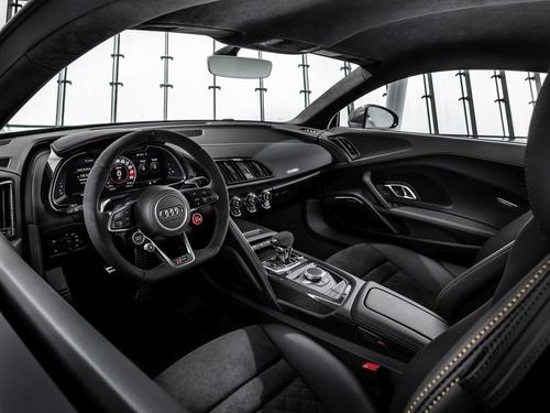 Audi R8 V10 Decennium, per celebrare i 10 anni del V10 (6)