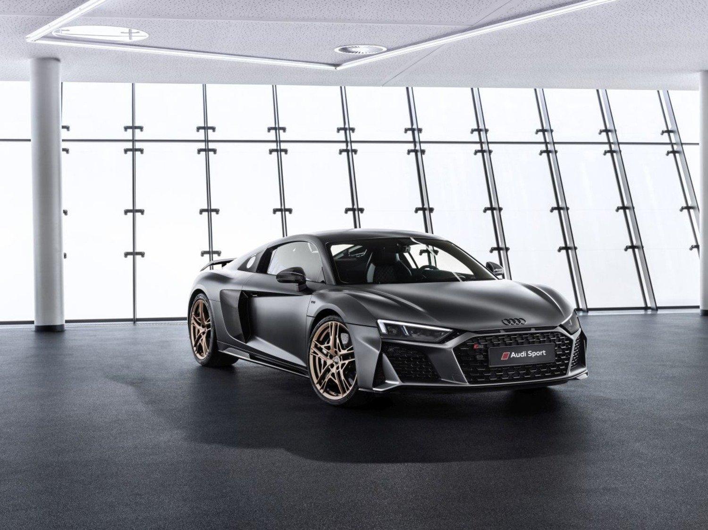 Audi R8 V10 Decennium, per celebrare i 10 anni del V10