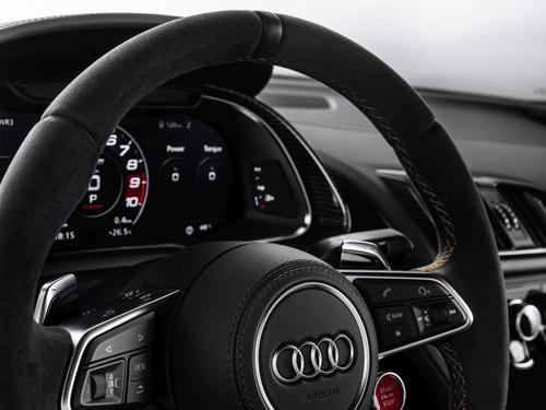 Audi R8 V10 Decennium, per celebrare i 10 anni del V10 (9)