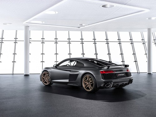 Audi R8 V10 Decennium, per celebrare i 10 anni del V10 (3)