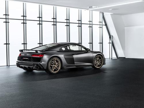Audi R8 V10 Decennium, per celebrare i 10 anni del V10 (5)