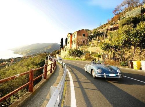 Coppa Milano Sanremo: 70 auto classiche e 5 Moto Guzzi di Moto.it pronte!  (7)