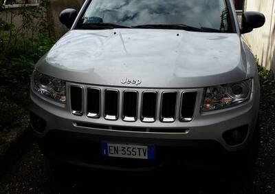 Jeep Compass 2.2 CRD Sport 2WD del 2012 usata a Roma