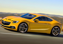 Opel GT: avrà di serie la trazione integrale?