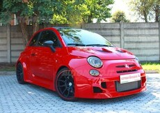 Romeo Ferraris Cinquone Cabrio