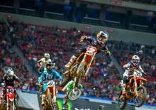 Supercross 2019, Atlanta: ancora Webb