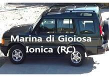 Land Rover Discovery 2.5 Td5 5 porte Luxury del 1999 usata a Marina di Gioiosa Ionica