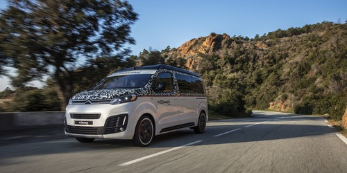 Citroën SpaceTourer The Citroënist Concept a Ginevra 2019 (7)
