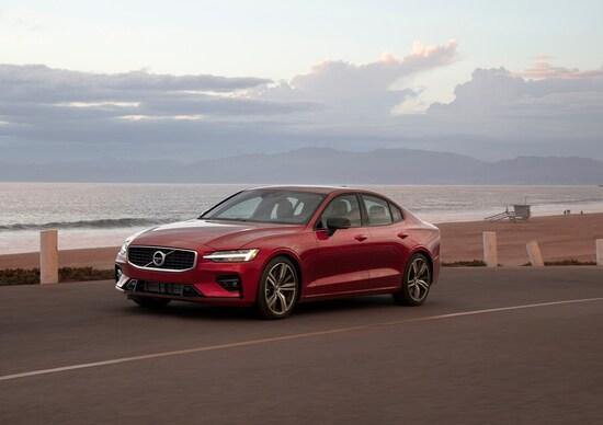 Volvo: velocità massima limitata a 180 km/h dal 2020