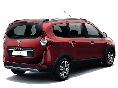 Dacia Techroad: nuovo allestimento su tutta la gamma a Ginevra 2019 (9)