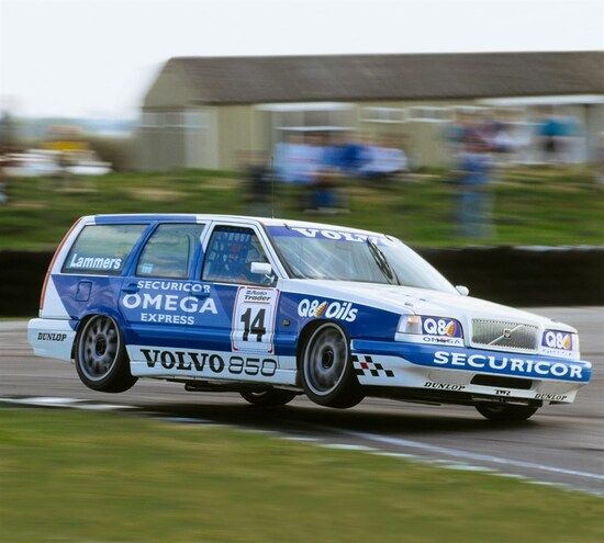La Volvo 850 Racing BTCC station wagon del 1994