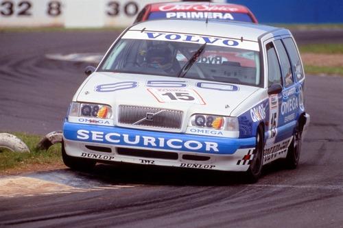 Volvo e la parabola della velocità: dalla 850 T5 SW al limite di 180 km/h (3)