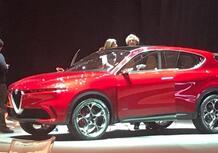 Alfa Romeo Tonale: ecco il nome della concept al Salone di Ginevra 2019