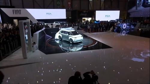 Fiat Centoventi concept: ecco le prime immagini live (3)