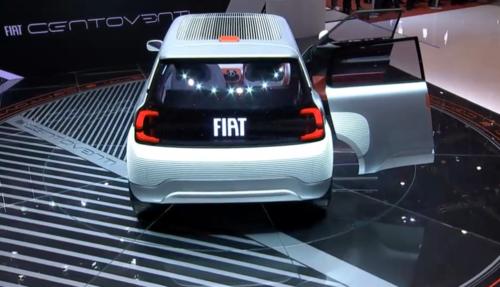 Fiat Centoventi concept: ecco le prime immagini live (6)