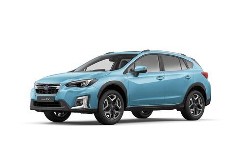 Subaru XV e Forester e-BOXER: ibride al Salone di Ginevra 2019 (5)