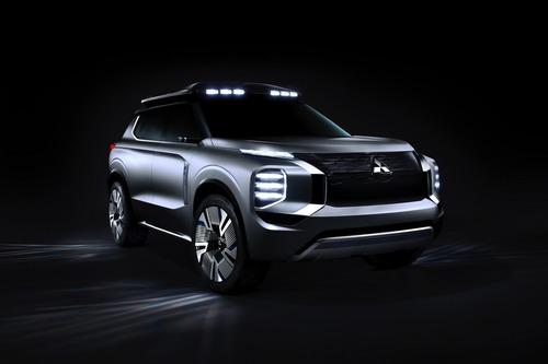 Mitsubishi Engelberg Tourer: concept al Salone di Ginevra 2019 (5)