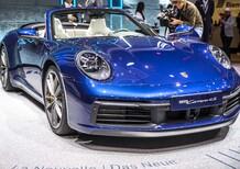 Porsche 911 Cabrio al Salone di Ginevra 2019 [Video]