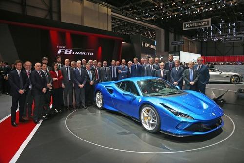 Camilleri, Ferrari: «Prima ibrida a maggio» (2)