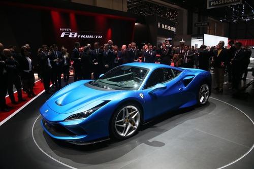 Camilleri, Ferrari: «Prima ibrida a maggio» (5)