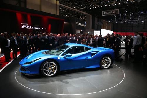 Camilleri, Ferrari: «Prima ibrida a maggio» (9)