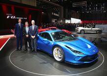 Camilleri, Ferrari: «Prima ibrida a maggio»