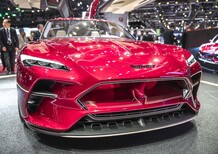 Italdesign al Salone di Ginevra 2019: il concept GT elettrico DaVinci [video]