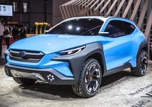 Subaru al Salone di Ginevra 2019