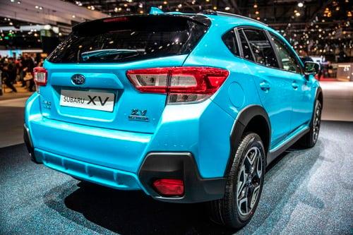 Subaru XV e Forester e-BOXER: ibride al Salone di Ginevra 2019 (3)