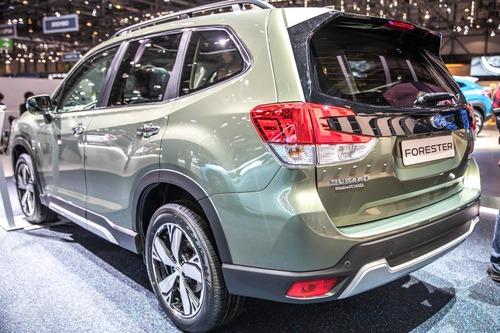 Subaru XV e Forester e-BOXER: ibride al Salone di Ginevra 2019 (4)
