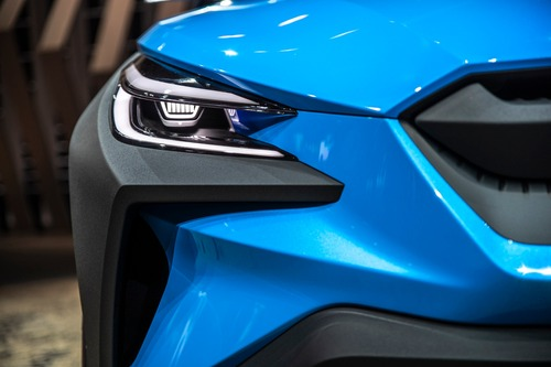 Subaru Viziv Adrenaline Concept al Salone di Ginevra 2019 (4)