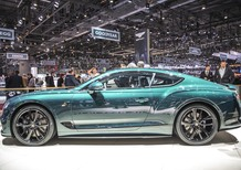 Bentley al Salone di Ginevra 2019