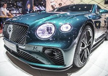 Bentley Continental GT Number 9 Edition al Salone di Ginevra 2019
